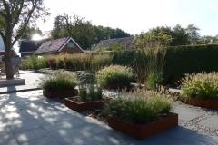 Minimalistische tuin - Kolham